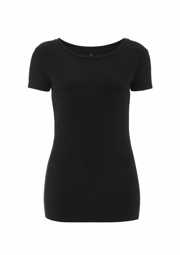 Stretch T-shirtje (slim fit) | essentials