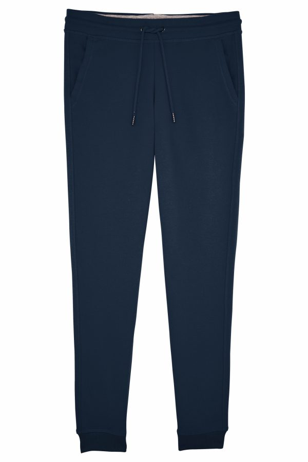 Duurzame trainingsbroek blauw van Common and Sense